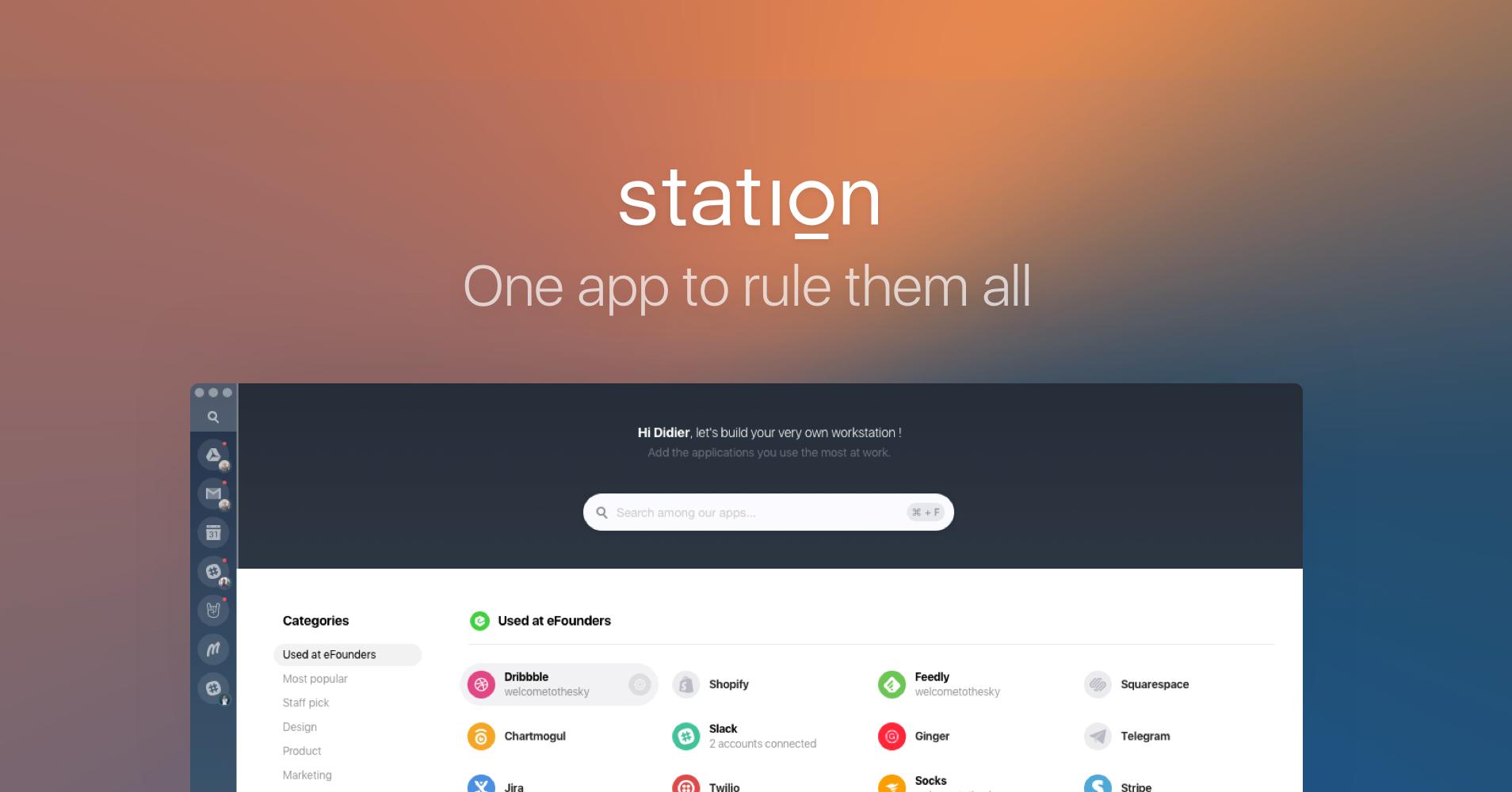 station from getstation.com