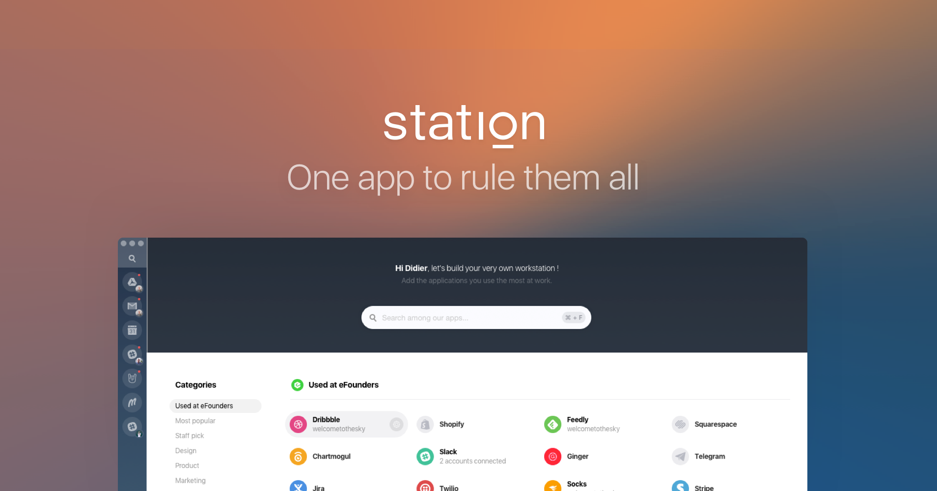 station from getstation.com